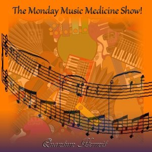 The Monday Music Medicine Show LOGO